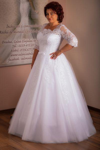 Rochie de mireasa Rafaela