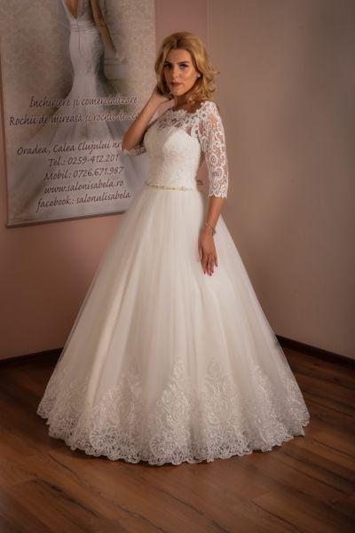Rochie de mireasa Rania